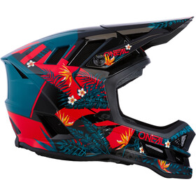 O'Neal Blade Polyacrylite Helm Delta, red